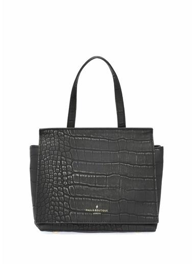 Paul'S Boutique Clutch / El Çantası Siyah